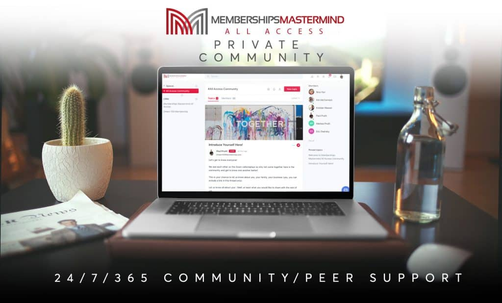 memberships_mastermind_all_access_community